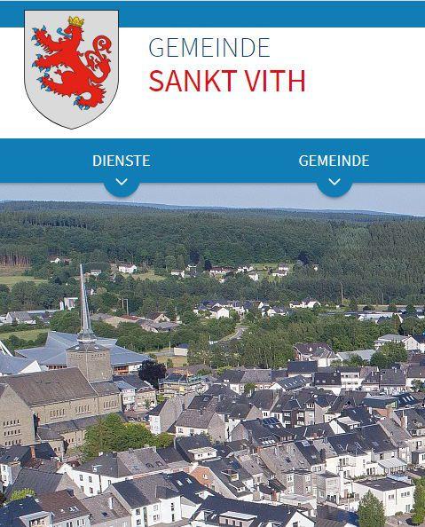 Gemeinde Sankt Vith